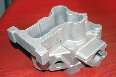 Water Cooled Cylinder Head
